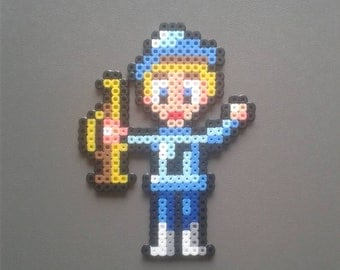 Mr. B Natural (Perler)