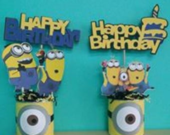 MINNIONS PARTY decoration