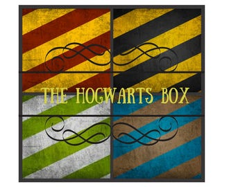 The Hogwarts Box | | Box of Harry Potter themed biscuits