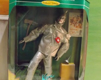 Ken As The Tin Man IN The Wizard Of Oz **NIB**