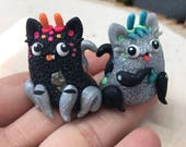 Best butts bb weebeasts (pair) with pyrite and turquoise earth treasure life source