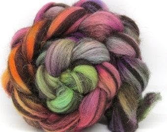Jacob Humbug Kettle Dyed Wool Top JHT64  100g - 3.5oz