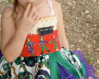Rubypearl Girls' Mis Amigos Dress