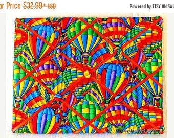 Eclipse Sale Air Balloons Memory Board Multi Colored Air Balloons French Memo Board Balloon Memo Bulletin Board Organizational Board Fabric
