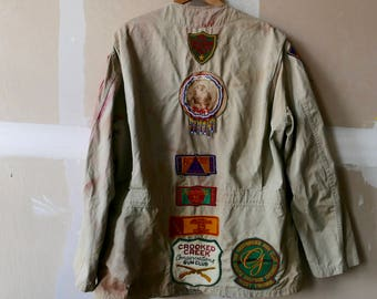 Early 1960s Abercrombie and  Fitch Shooting Jacket