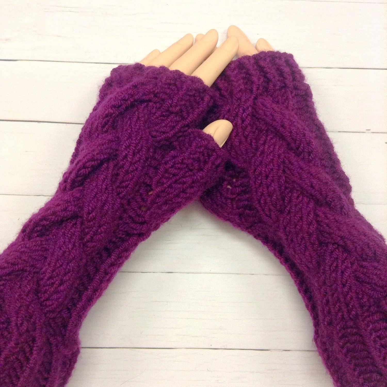 cable gloves pixiebellshop.com