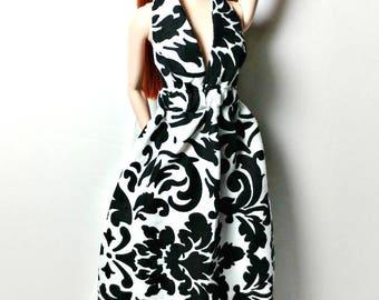 Barbie Dress - ONE SIZE fits ALL - Curvy, Tall, Modern, Vintage, Silkstone