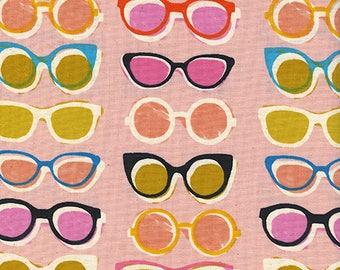 Cotton + Steel Poolside - shade - pink - 50cm - PRE-ORDER
