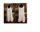 Womens Boho Dress Long Mori Girl Dress Shabby Country Chic Festival Wear   Dress Upcycled Hippie Clothes Plus size