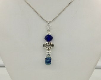 Blue Bayou Necklace