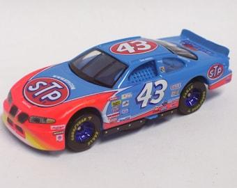 NASCAR John Andretti #43 STP : Hot Rod, Man Cave, Refrigerator, Tool Box, Magnet