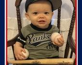 Custom Rookie of the Year Baseball card invite