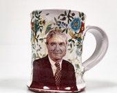 Robert Mueller mug -- special edition