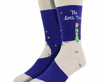 The Little Prince Mens Socks