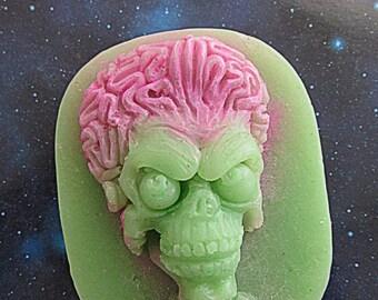Mars Attacks artisanal soap