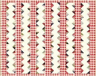 PRE-ORDER- Make It Merry Quilt Kit