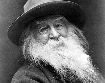 Walt Whitman Photo #1