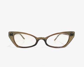 1960s Cat Eyeglasses
