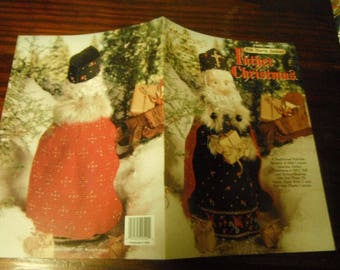 Christmas Plastic Canvas Patterns Father Christmas Old World Santas The Needlecraft Shop 954041  Plastic Canvas Leaflet