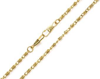 """100pcs - 24"""" (60cm) Gold Purse Chain - Free Shipping (CHAIN CHN-101)"""