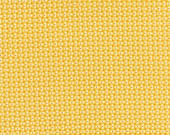 Bread N Butter Yellow by American Jane for Moda Fabrics- 21698 16, quilting fabric, cotton fabric, quilting cotton, yellow fabric