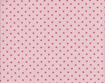 Art Gallery Amy Sinibaldi Les Petits Dots in Rose - Half Yard