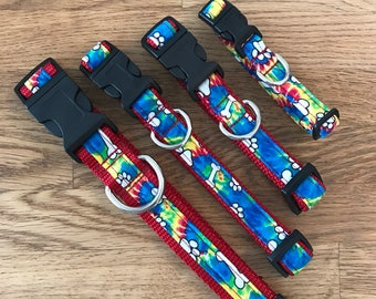 Groovy Pet Collar Collection, Collars, Leashes, Key Fobs Friendship Bracelets and More