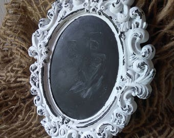 Ornate Picture Frame Chalkboard