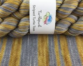 In My Element - Hand-Dyed Self-Striping Sock Yarn
