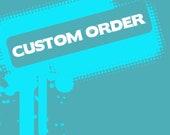 Custom Attack on Titan Bertholdt  & Reiner figures