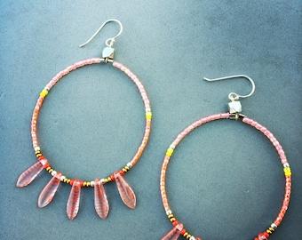 Tropical Samba Earrings