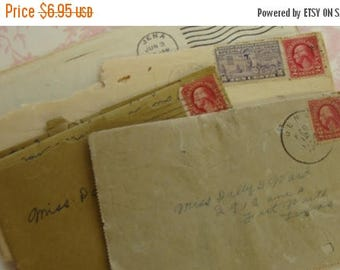 ONSALE One Antique Love Letter from Rip to Miss Dolly