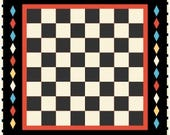 "Deposit - Custom Large Quilted Chessboard - 40"" x 40"""