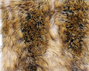 Red FOX FAUX FUR: Available for Sale on September 7th