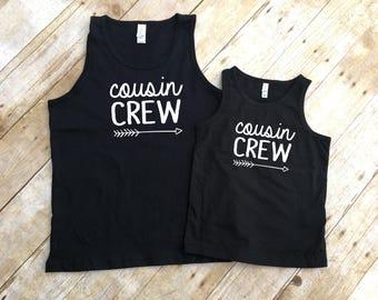 Cousin Crew Etsy