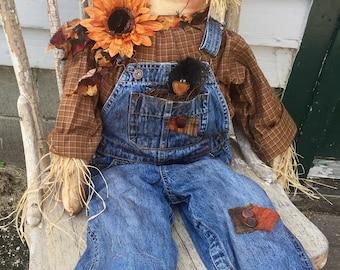 Gethro the Scarecrow