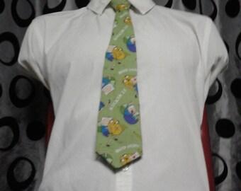 Adventure Time Necktie