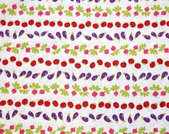 Dear Stella Garden Party Veggies Cotton Fabric