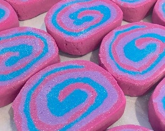 WHOLESALE Bubbly Bath Bar, ANY COLOR or Scent Solid Bubble Bath, Two Wild Hares, 25-3.5oz bars