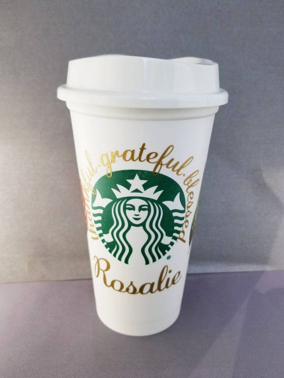 Starbucks Cups Starbucks Reusable Cups Personalized