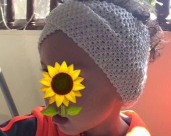 Ear Warmers, knitted headband