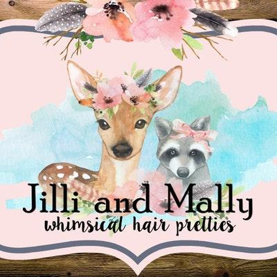 Jamie Jilli and Mally
