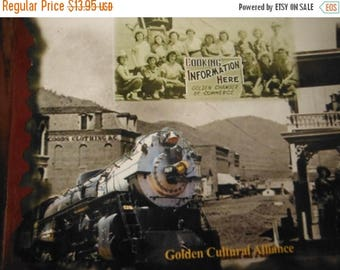 Golden City Tastes and Traditions--Illustrated Cookbook -New Condition----40-70% off Patterns n Books