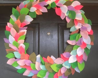 """Wreath, spring and summer-18"""""""
