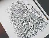 Harpy - Ink Sale