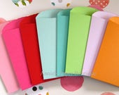 Paper Pockets - Treats, Gift Card Holders, Business, Mini, Coin, Bags, Envelopes, Book, Library, Planners, Travelers Notebook, Mementos