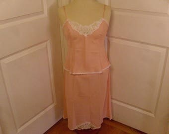 Vintage 1980's  Yves Saint Laurent Lingerie Set  Unworn Sample