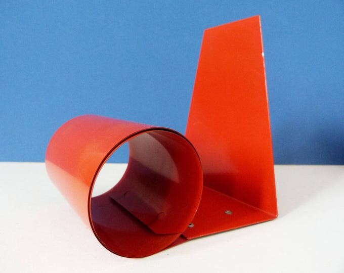 Vintage Bookend Spring  Modernist MCM 1970's