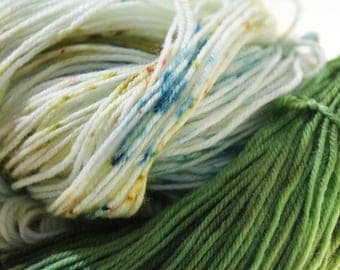 Made To Order Pick Your Base Kettle Dyed - Froggy Went a Courtin'