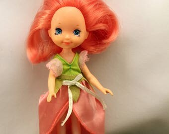Rose Petal Place Doll 1984 by Kenner DKP 6 inch Pink Hair